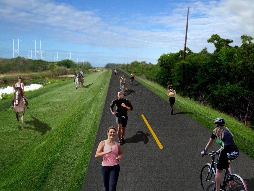 Chase Avenue/W 34th Street Shared Used Path Feasibility